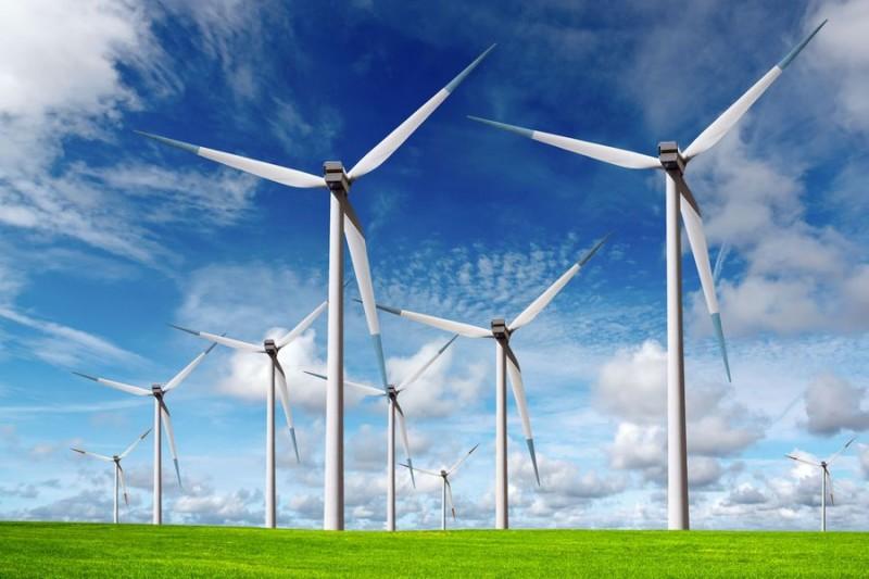 Farmy wiatrowe